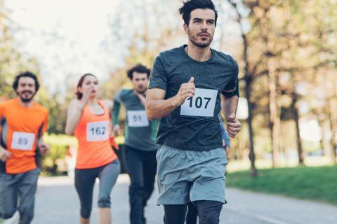 Movistar Medio Maraton Madrid Recurso