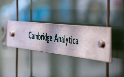 Oficinas de Cambridge Analytica