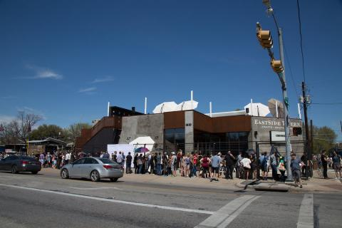 Parque temático HBO Westworld SXSW