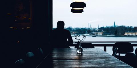 soledad, tristeza, oscuridad