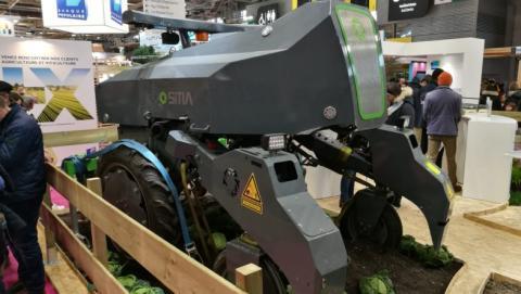 Este robot podría reemplazar a un tractor