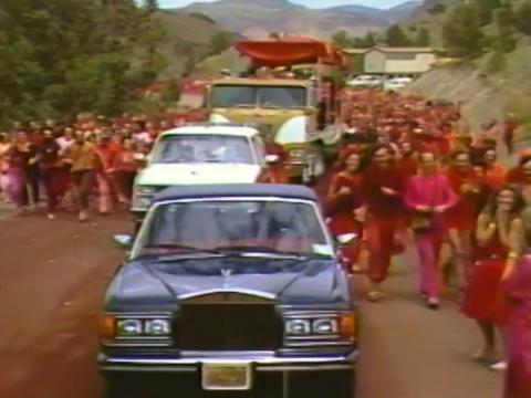 Rolls Royce de Bhagwan Shree Rajneesh