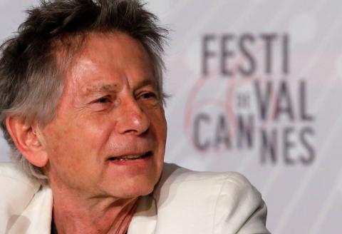 El director Roman Polanski asiste a una rueda de prensa sobre la película 'La Venus de las pieles' durante el 66º Festival de Cannes, el 25 de mayo de 2013.