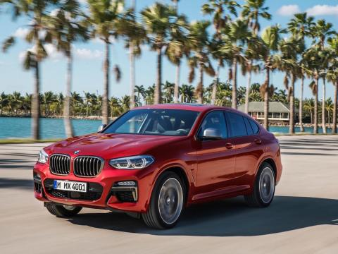 salon de ginebra 2018 BMW x4