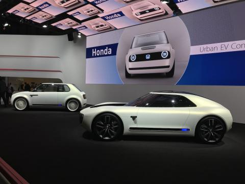 Salón de Ginebra 2018 Honda Sport & Urban Concept
