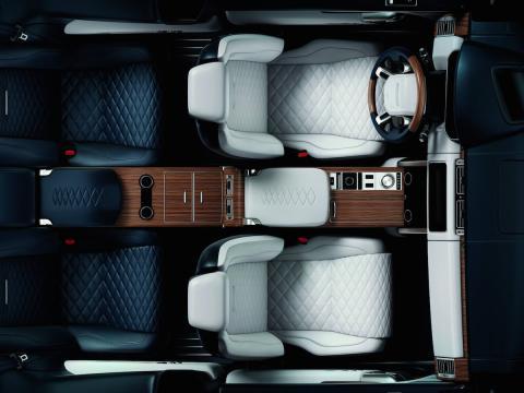 salon de ginebra 2018 Range Rover SUV Coupe