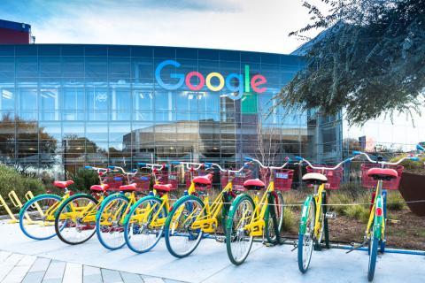 Sede de Google en Mountain View