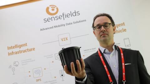 Sensefields Sensor