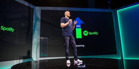 Spotify CEO Presentacion