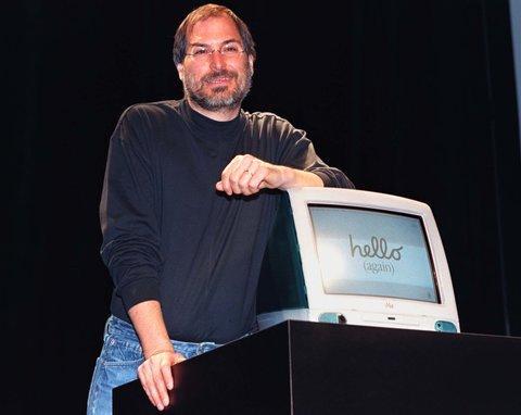 Steve Jobs Macintosh