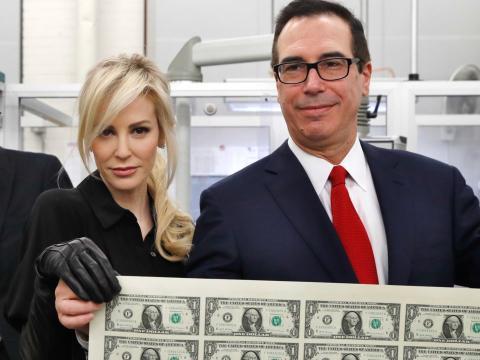 Nuevos encargados economía EEUU.