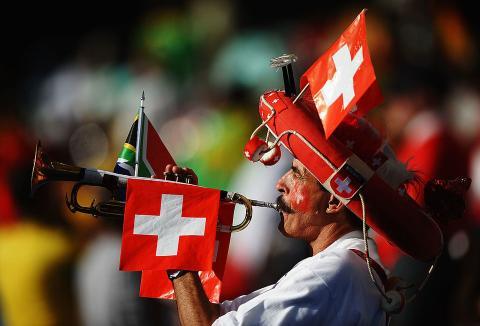 Suiza es un país rico