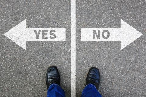 Tomar una decisión