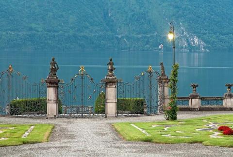 Villa italina