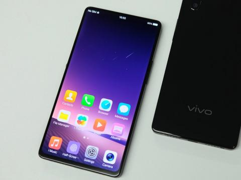 Vivo Apex Full View