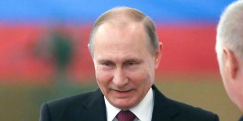Vladimir Putin AP