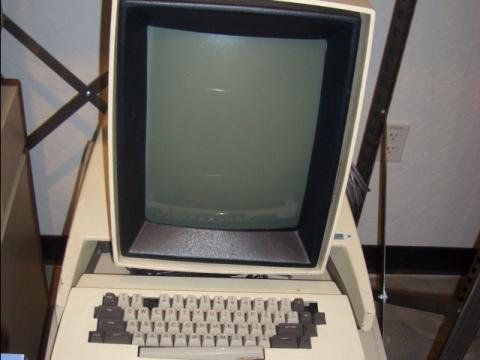Xerox PARC labs ordenador