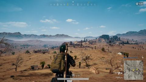 """PlayerUnknown's Battlegrounds Mobile"" is the free-to-play smartphone version of the popular battle royale game, and takes ninth place with 1.52 billion hours played."