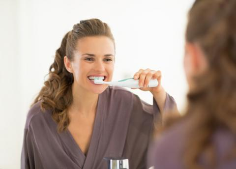 Cepillo dientes eléctrico