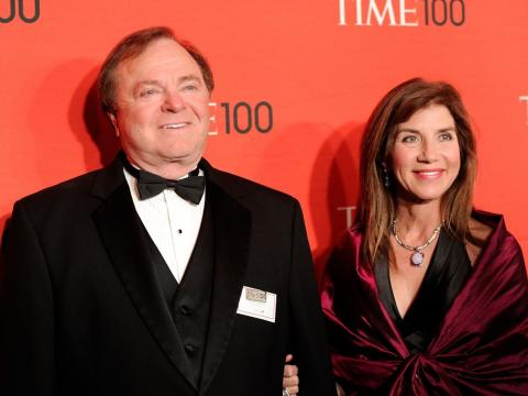 5. Harold Hamm and Sue Ann Arnall, 2012 — $975 million