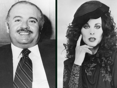 6. Adnan Khashoggi and Soraya Khashoggi, 1980 — $874 million