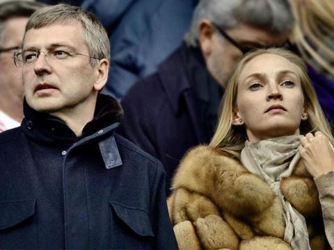 7. Dmitry Rybolovlev and Elena Rybolovlev, 2014 — $604 million