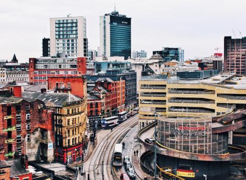 34. Manchester, United Kingdom