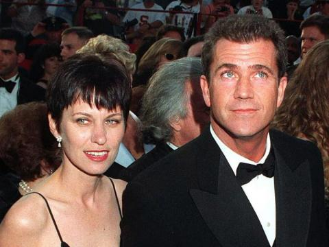 9. Mel Gibson and Robyn Moore, 2006 — $425 million