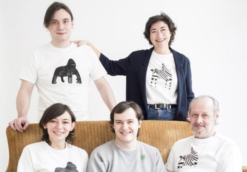 Algo de Jaime es una marca diseñada por un joven de 23 años con autismo severo.