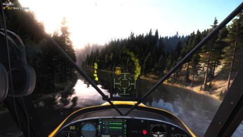 Los aviones se han añadido por primera vez a la serie 'Far Cry'.