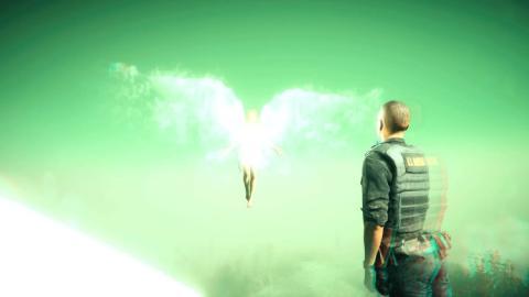 Si ves a un ángel flotando en el cielo animándote a saltar de un acantilado, tal vez no deberías de confiar en él.