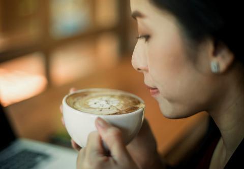Café. cáncer
