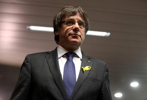 Carles Puigdemont Getty