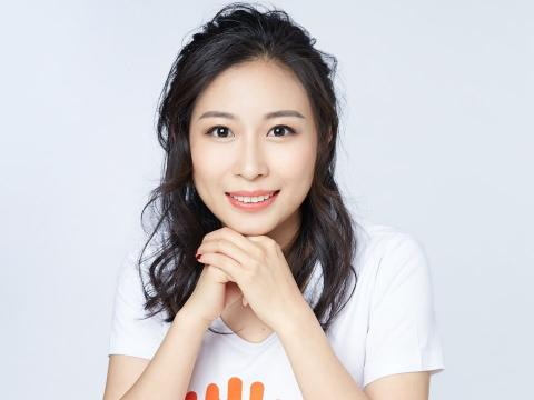 Renee Wang, fundadora y directora ejecutiva de Castbox.