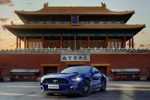 china sector automóvil