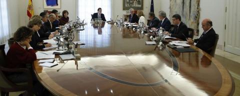 Consejo de Ministros del Gobierno