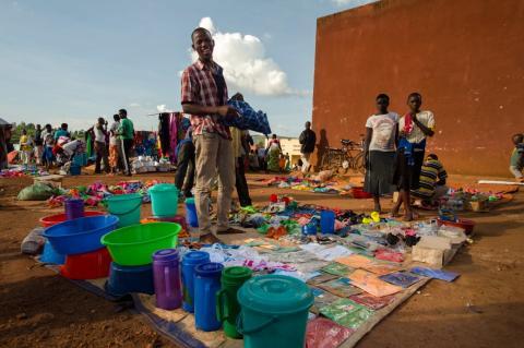 Ekocenter Ruanda