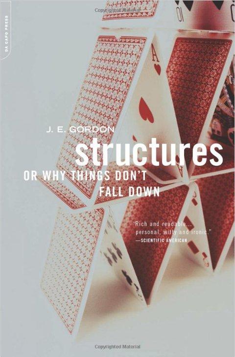Estructuras o por qué las cosas no se caen