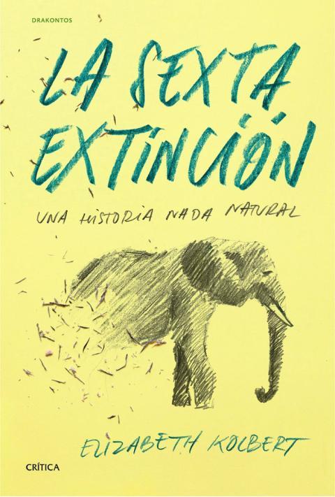 la extinción libro