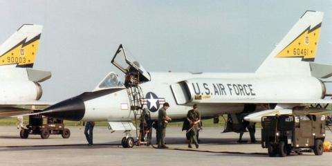 F-106A Delta Darts