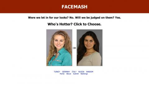 FaceMash