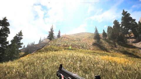 Far Cry 5 albergaun mundo enorme y abierto.