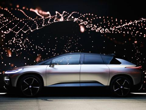 Faraday Future FF9