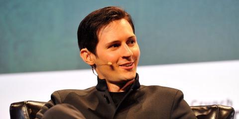 El fundador de Telegram, Pavel Durov