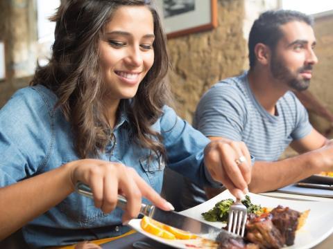 Cómo perder peso si eres adcito a la comida