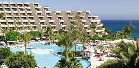 Un hotel propiedad de la socimi Hispania.