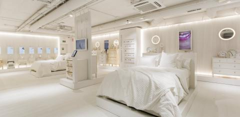 Imagen de la tienda urbana de Ikea en la calle Serrano de Madrid.