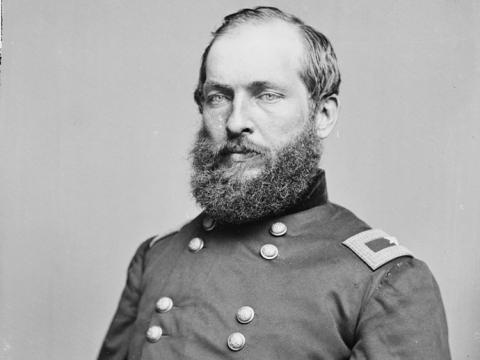 James Garfield.