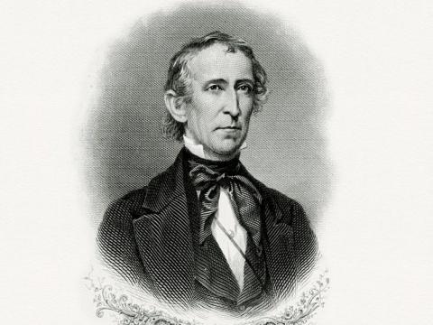John Tyler.