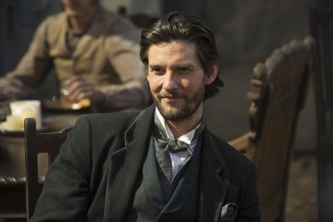 Logan en la primera temporada